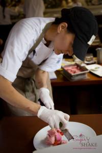 Pastry Chef Michelle Karr-Ueoka, MW Restaurant