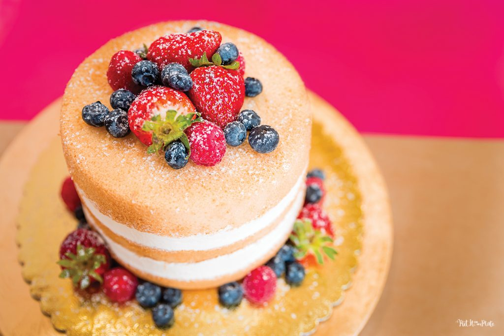 Cake Works Bakery - Berry Shortcake
