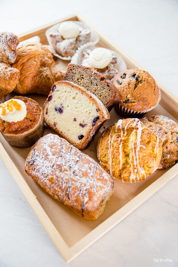 Cake Works Bakery - Breakfast Pastry Assortment